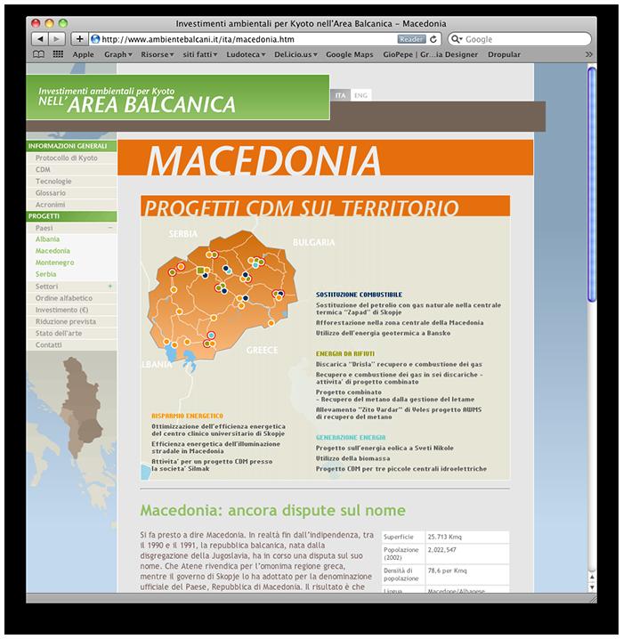 Ambiente Balcani