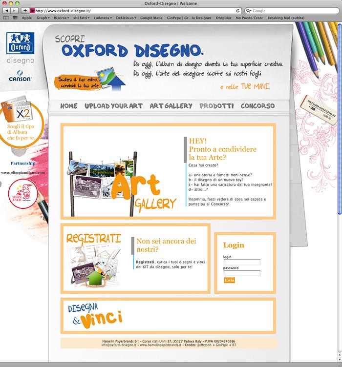 Oxford Disegno