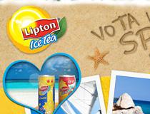 Lipton IceTea Facebook App2013