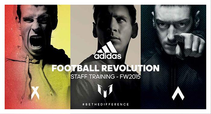 Adidas Football Revolution
